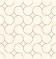 seamless minimalistic pattern vector image vector image
