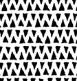 Seamless pattern with ink hand drawn shapes vector image vector image