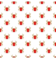 Spider pattern cartoon style vector image vector image