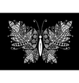 Colorful butterfly for your design vector image vector image