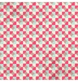 Seamless geometric pattern with zigzags vector image vector image