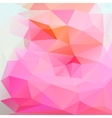 Abstract background trangle vector image