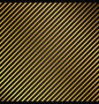 oblique lines seamless gold metal texture striped vector image vector image