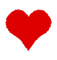 crosshatching valentines vector image vector image