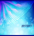 shiny futuristic abstract background vector image