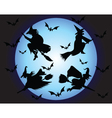 witches vector image vector image