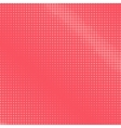 Dots on a Pink Background Pop Art Background vector image vector image