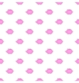 Piggy pattern cartoon style vector image vector image
