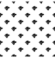 Retriever dog pattern simple style vector image vector image