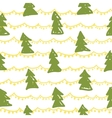 Christmas Simple Pattern vector image vector image