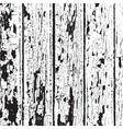 Peeled Planks vector image vector image