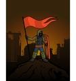 Wrestler Apocalypse vector image