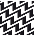 chevron background black white vector image vector image