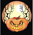 Halloween background vector | Price: 3 Credits (USD $3)