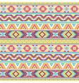 Ethnic pattern tropic vector image