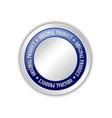 original product badge vector image vector image