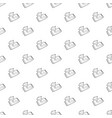 wet wipe pack pattern seamless vector image