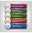 Infographics design eps10 vector image