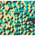Abstract 3d Geometrical Background vector image vector image