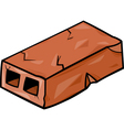 old brick cartoon clip art vector image vector image