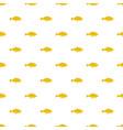fish pattern seamless vector image