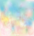 abstract colorful floral flow background