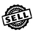 sell rubber stamp vector image vector image