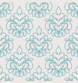 arabic vintage decorative design seamless pattern vector image vector image
