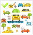 Car Insurance vector image vector image