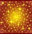 casino art background glowing light vector image