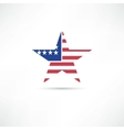 United States icon vector image