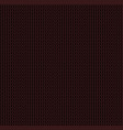 knit texture dark red color seamless pattern vector image vector image
