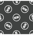 Symbol NEW pattern vector image vector image