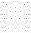 diamonds 3d pattern vector image