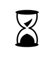 sands of time icon icon simple element sands of vector image