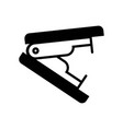 staple office tool icon icon simple element vector image