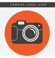 Camera logo icon vector image vector image