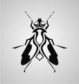 Tribal Fly vector image vector image