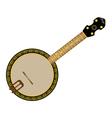 banjo vector image vector image