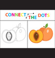 children s educational game for motor skills vector image vector image
