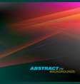 abstract colors motion vector image vector image