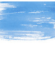 blue abstract watercolor background with space