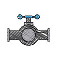 pipe vector image vector image
