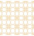 seamless ornamental pattern vector image vector image