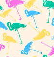 FlamingoStand6 vector image