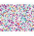 colorful squares seamless vector image vector image