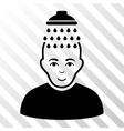 Head Shower Icon vector image vector image