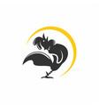 farm house logo inspiration vector image vector image