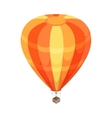 Balloon Icon in Isometric Projection vector image