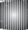 grungy stripe broken page frame vintage retro vector image vector image